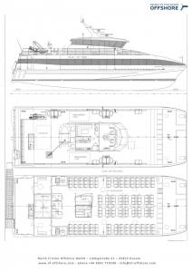 North Frisian Offshore Seewind 1 Decksplanke